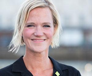 Barbara Erickson, CEO The Trustees